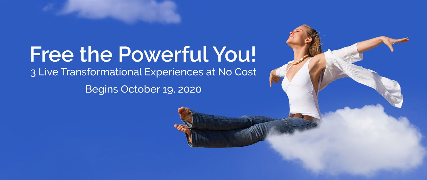 Free the Powerful You!